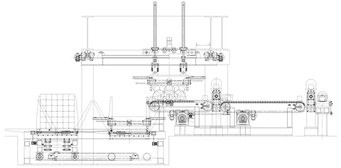 automatic-pipe-packaging-machine-drawing