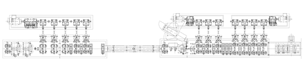 Tube Mill Line-forming-part-drawing